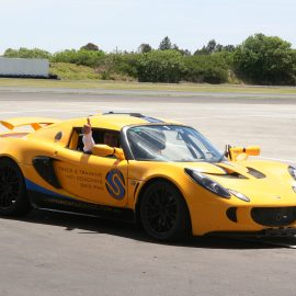 The ultimate track day – A Lotus Exige Driving Experience
