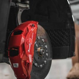 Brake Pads – why they're important